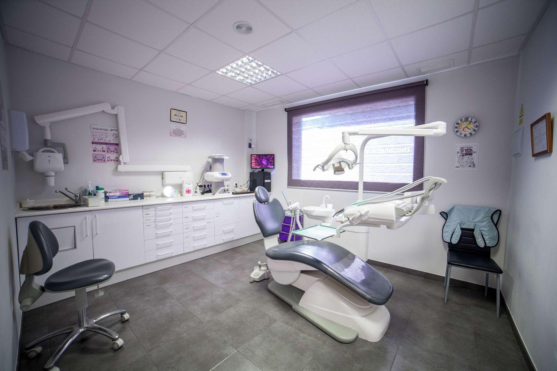 Gabinete para tratamientos dentales
