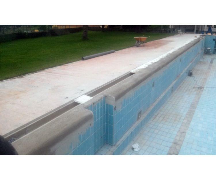 Reforma integral de piscina en Tarragona