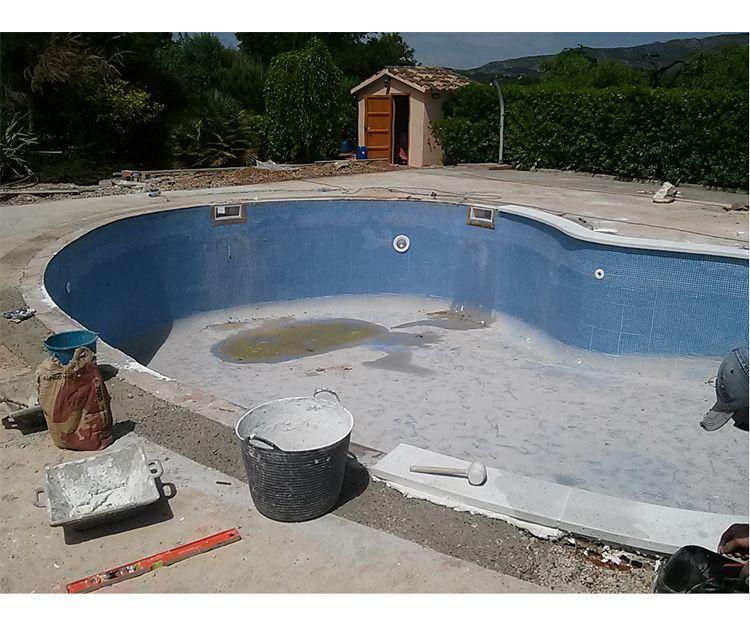 Especialistas en construcción de piscinas en Tarragona