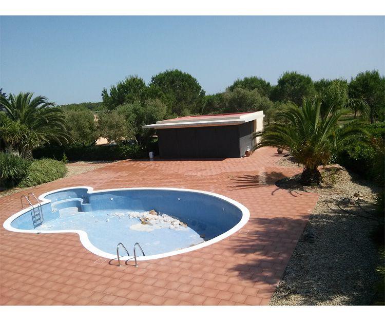 Trabajos de construcción de piscinas en Tarragona