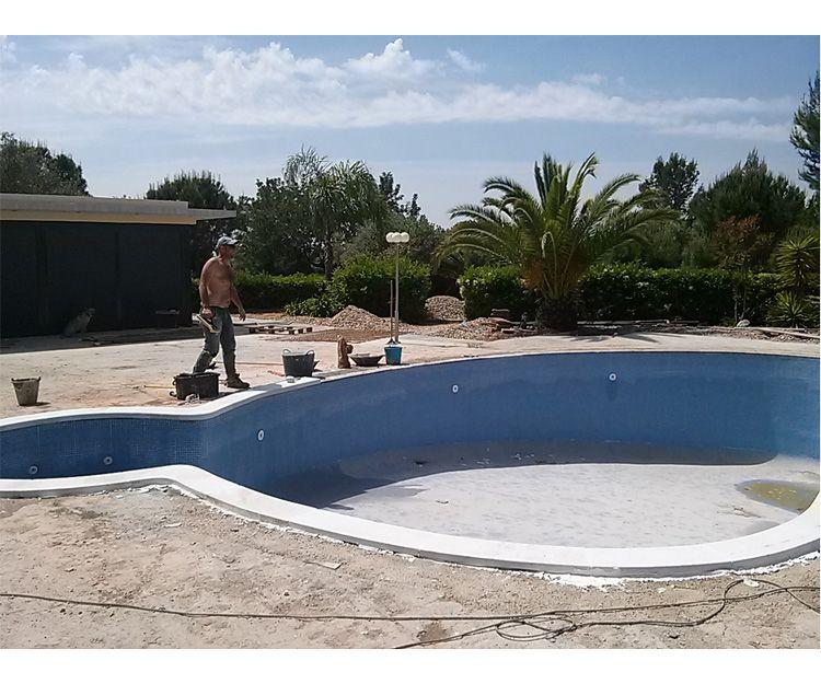 Profesionales en construcción de piscinas en Tarragona