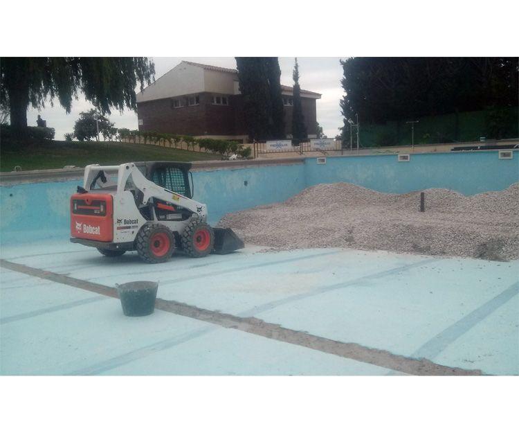 Mantenimiento y reformas de piscinas en Tarragona