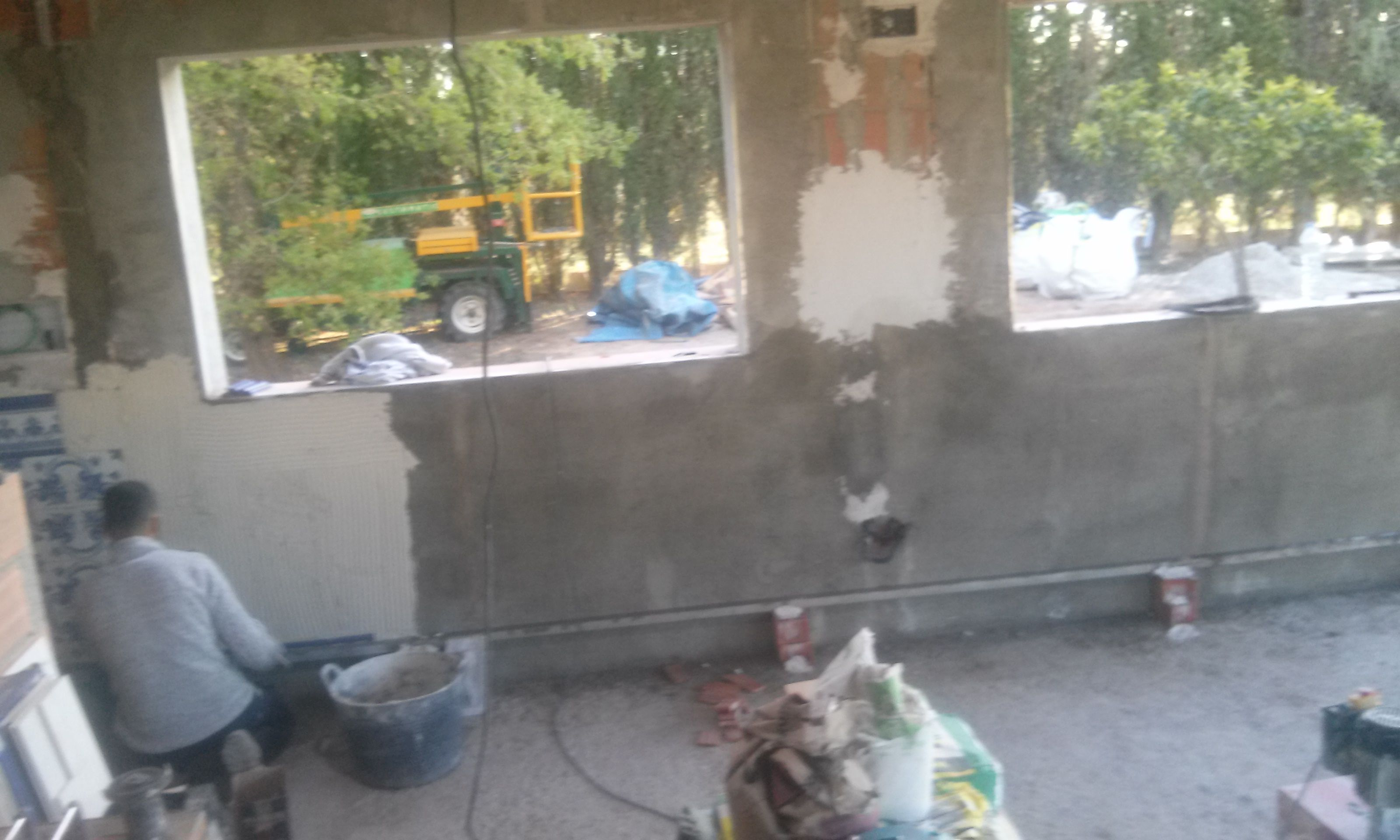 Obra nueva: Servicios de Construcbrafim