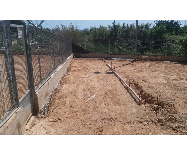 Trabajos de pavimentación en Tarragona
