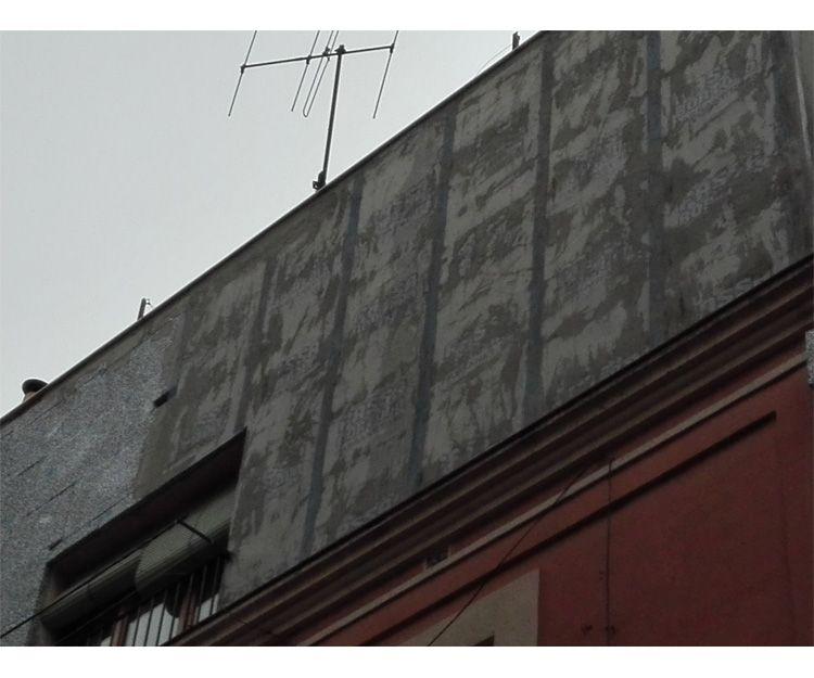 Empresa de rehabilitación de fachadas en Tarragona