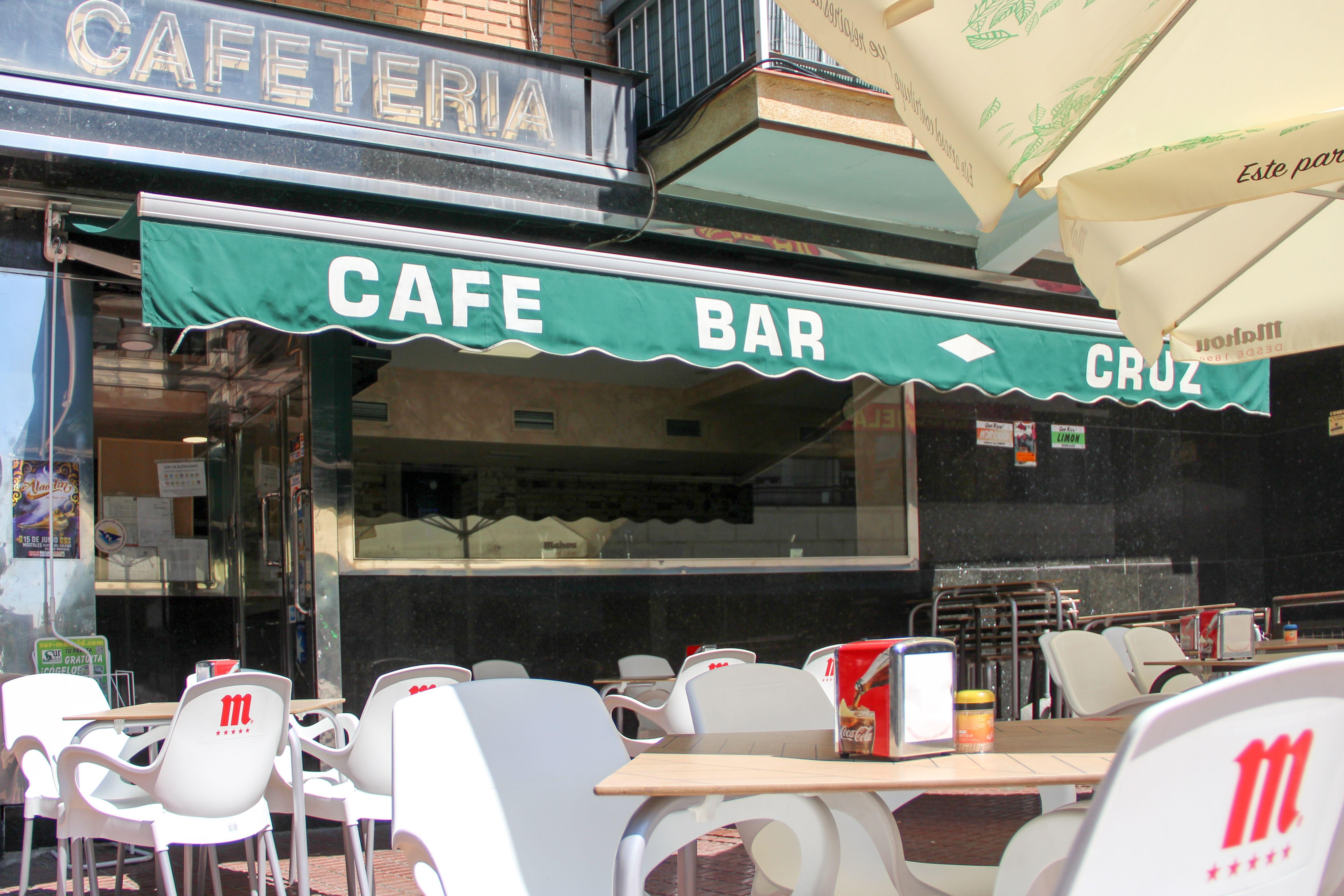 Cafetería-rte Cruz