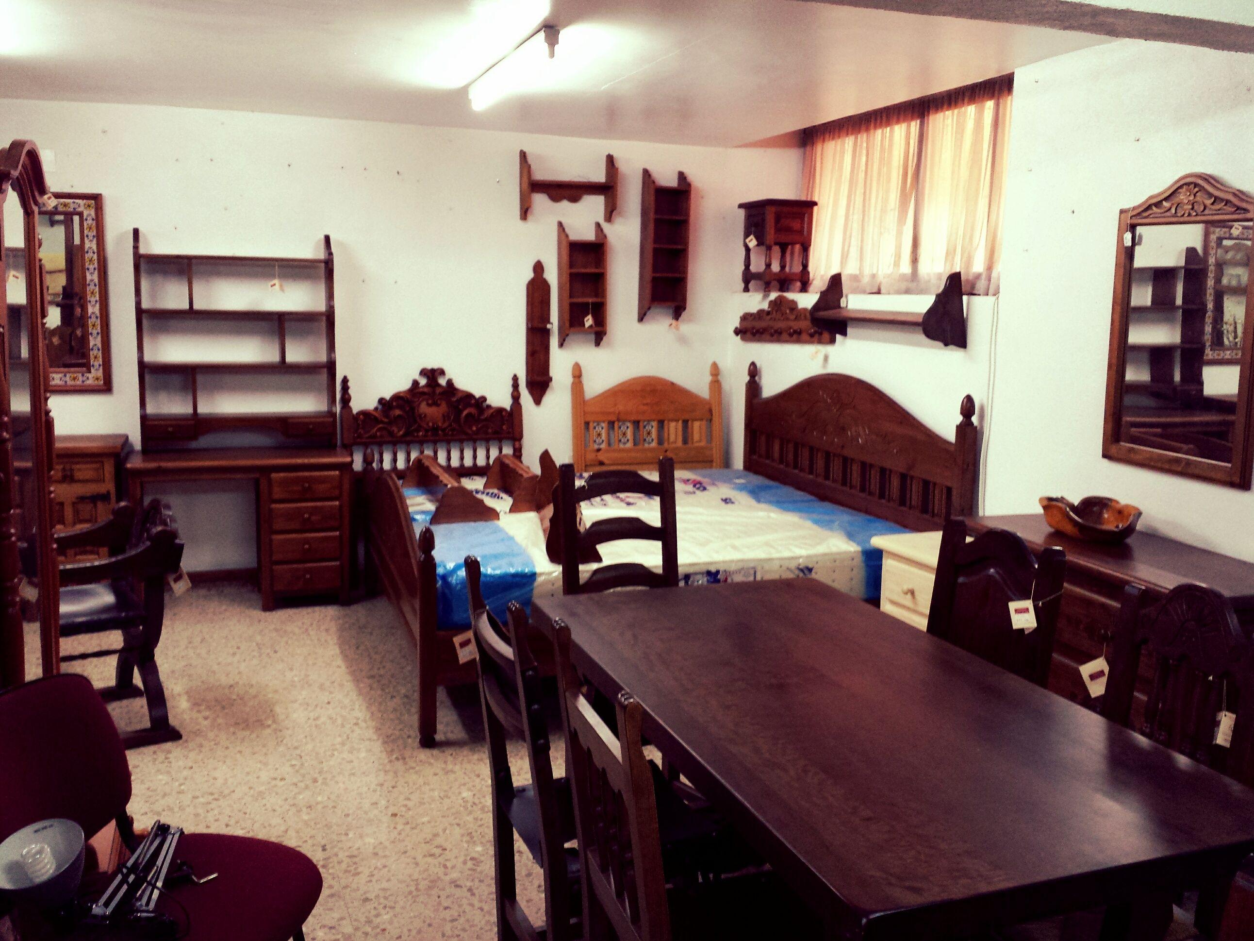 Muebles artesanos en Cervera del Maestre