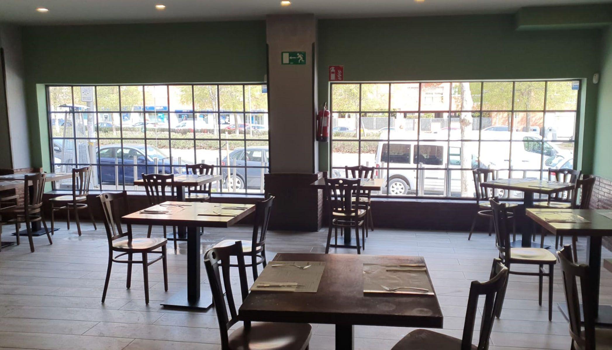 Restaurante menú diario Carabanche