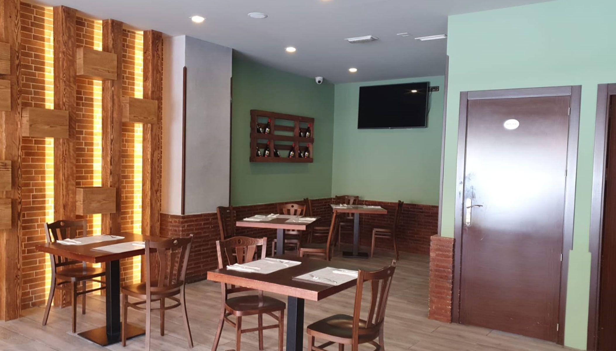 Restaurante comida casera en Carabanchel