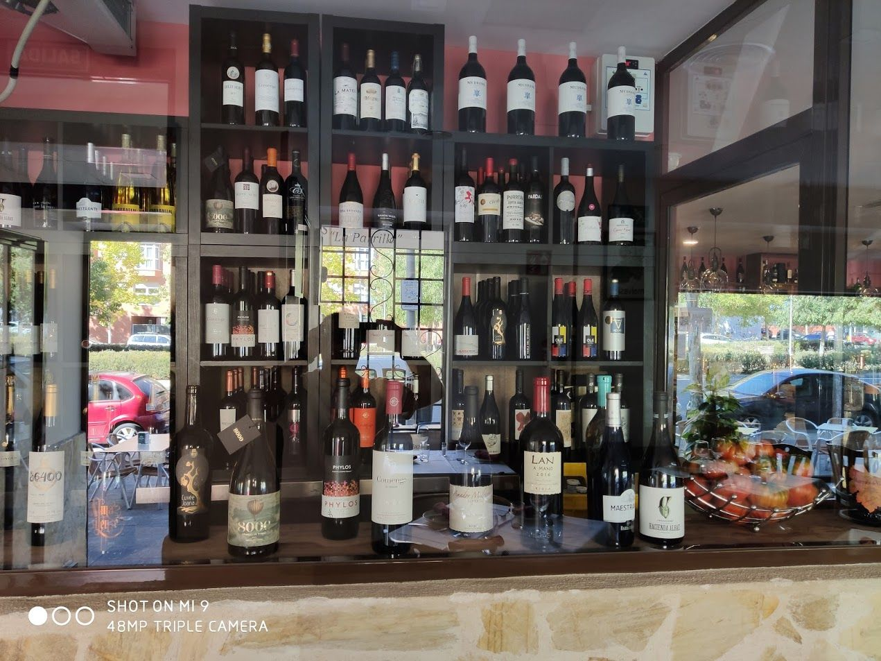 Vinos variados