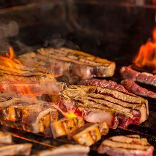 Carne a la parrilla en Carabanchel, Madrid