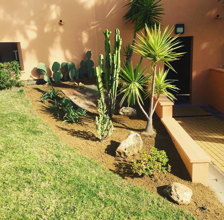 Mantenimiento de jardines en Huelva