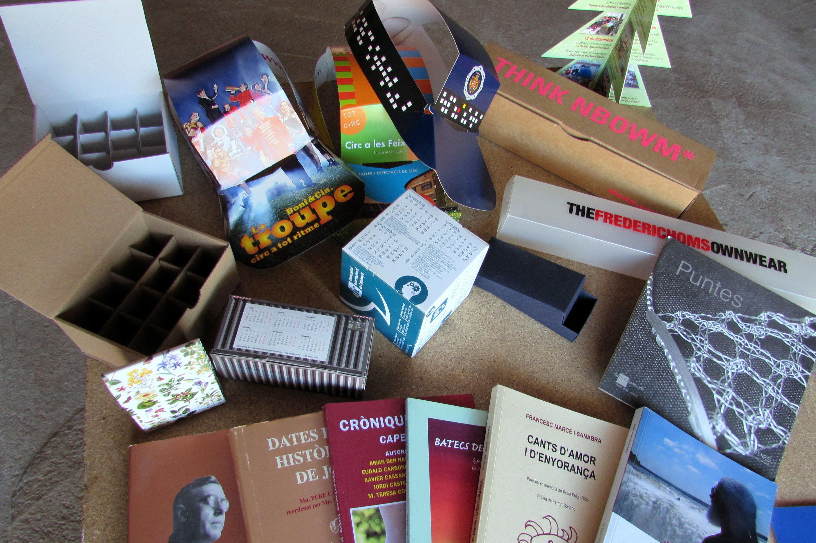 Troquelados: Productos de ARGA, SL -  Indústries Gràfiques