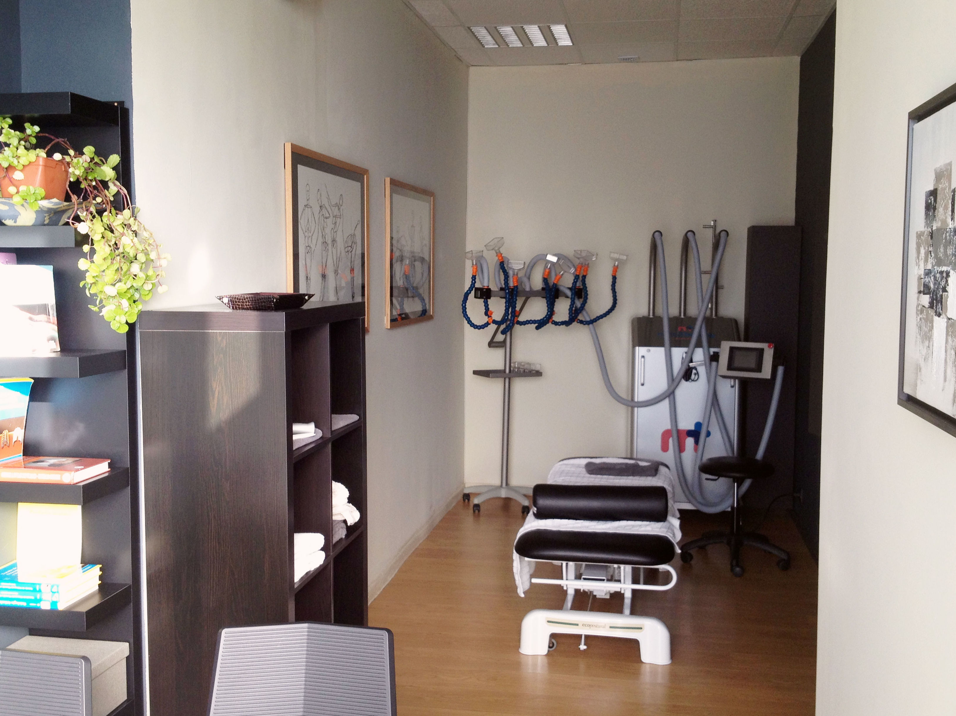 Centro de fisioterapia en Matiena, Abadiño