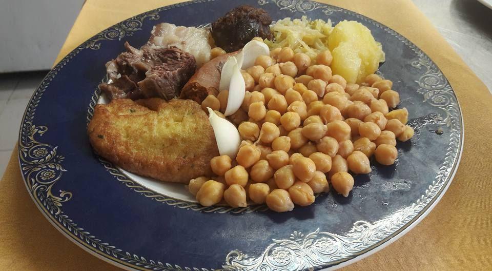Menú del día en Herrera de Duero