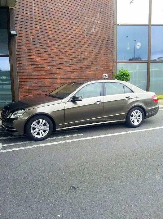 Empresas: Servicios  de Taxi Mercedes Hondarribia