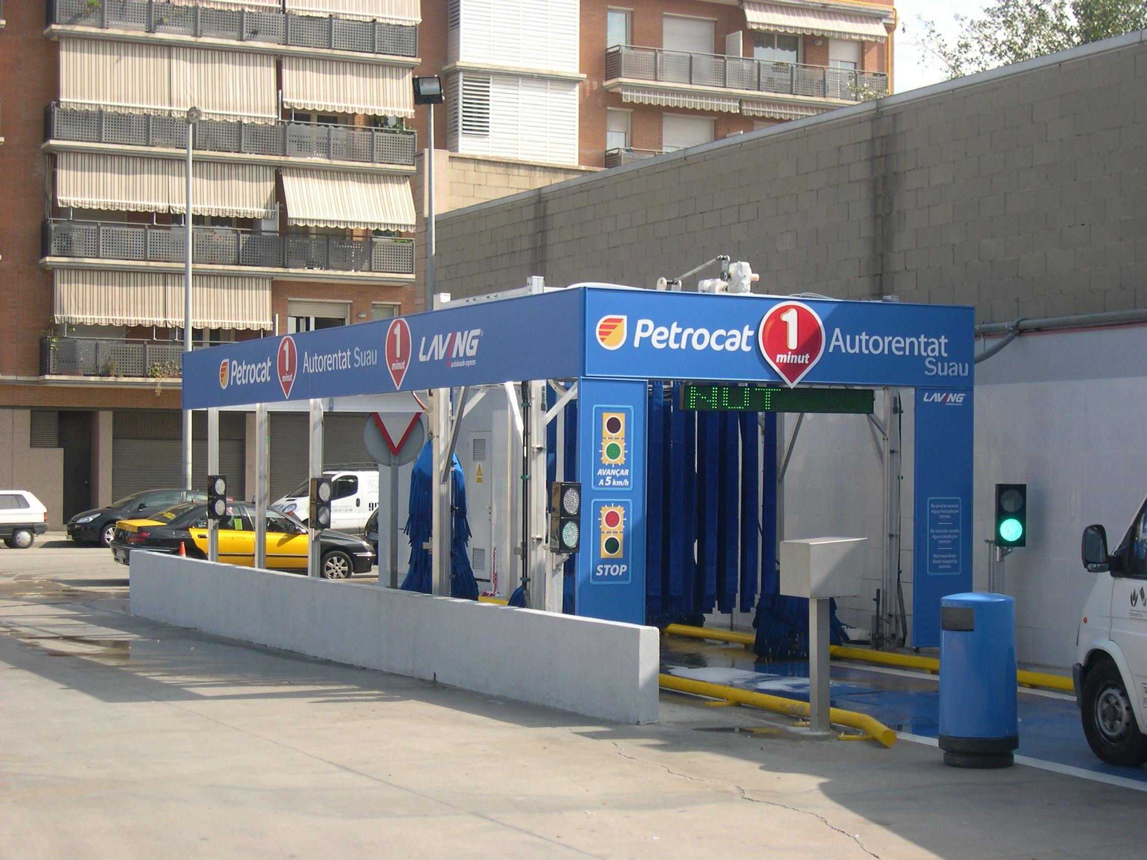 Instalaciones complementarias: Nuestros servicios de PetroSuport