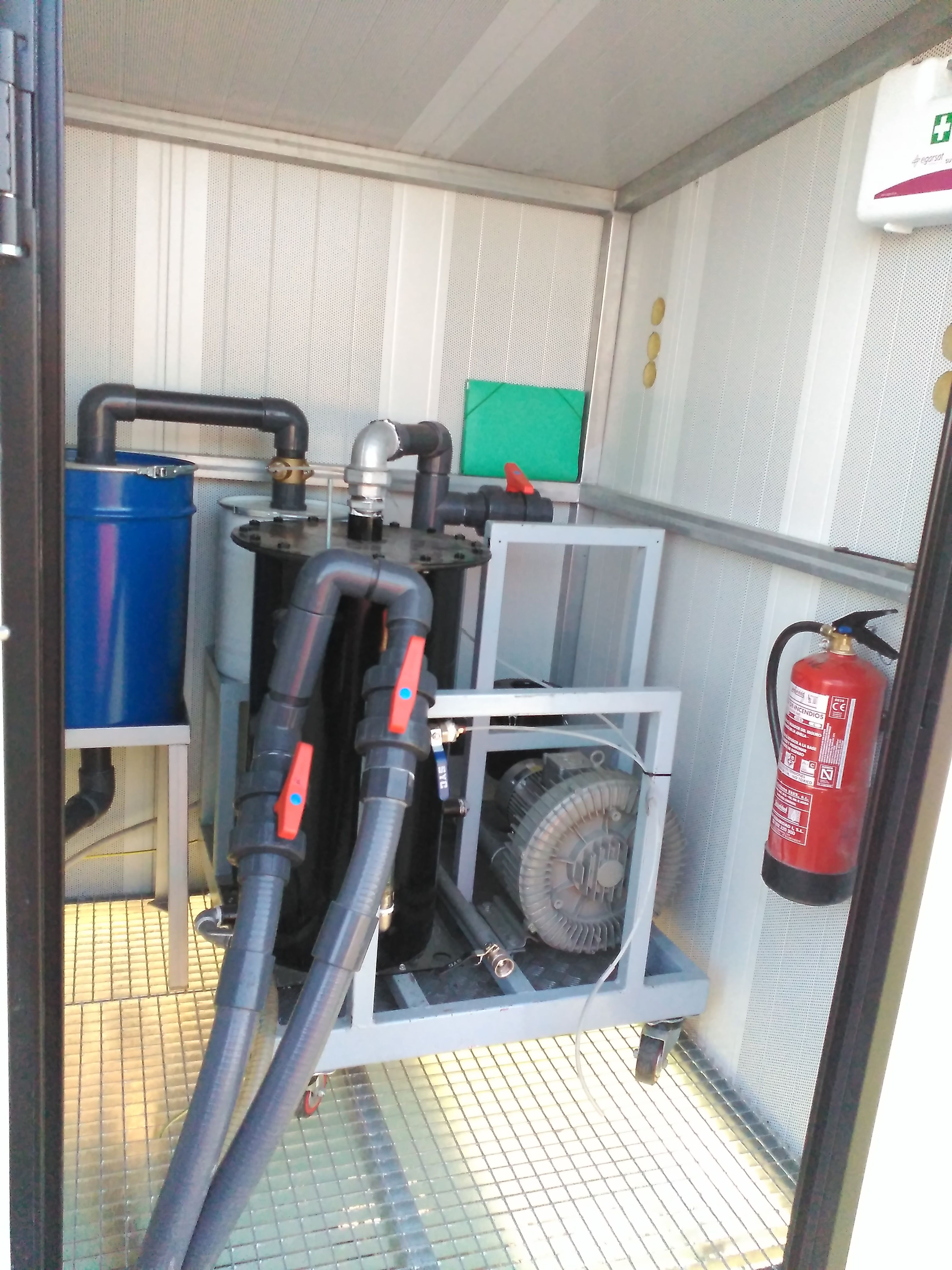 Proyectos Medio ambiente: Nuestros servicios de PetroSuport