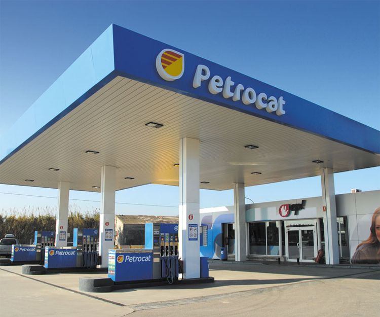 Proyectos de gasolineras en Terrassa