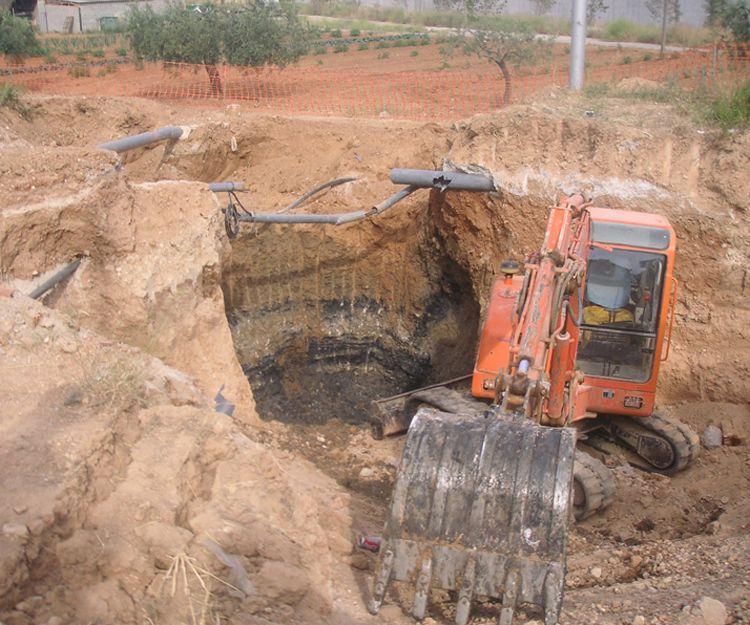 Construcción de gasolineras en Terrassa