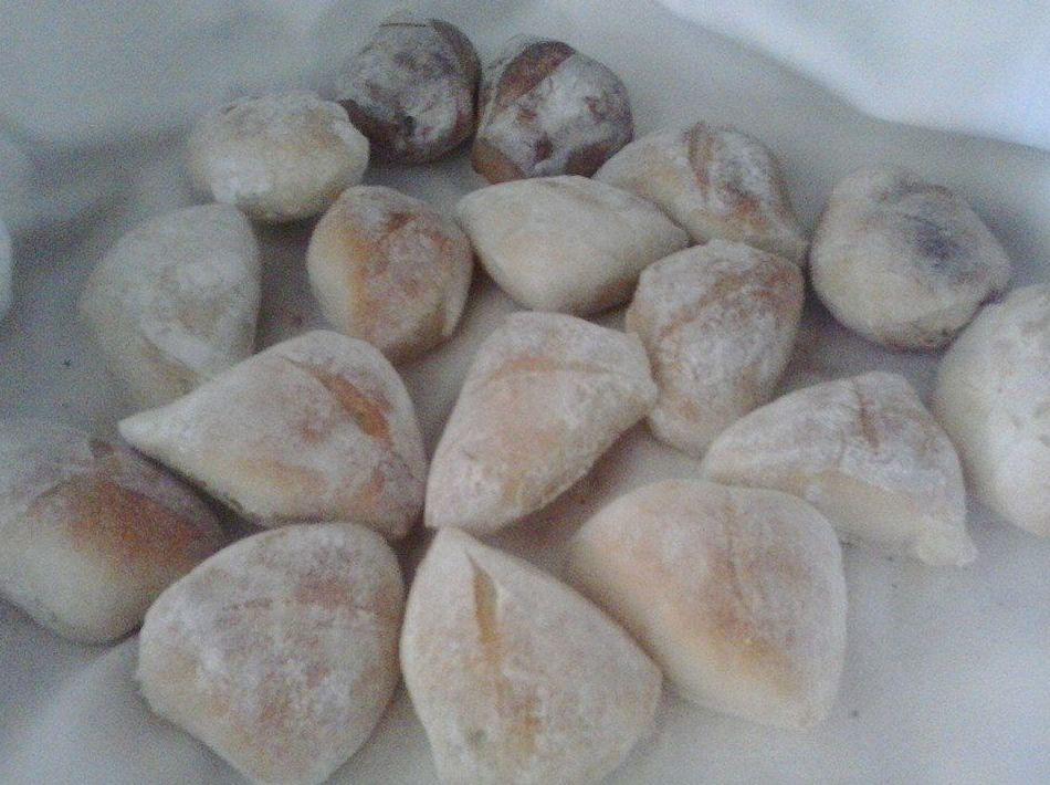 Nuestro pan, amasado y cocido en La Parraletta