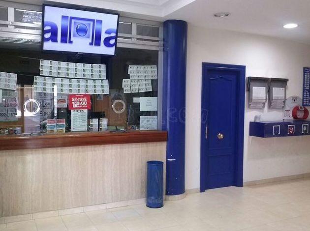 Foto 2 de Loterías y apuestas en Haro | Administración de Lotería Palacín