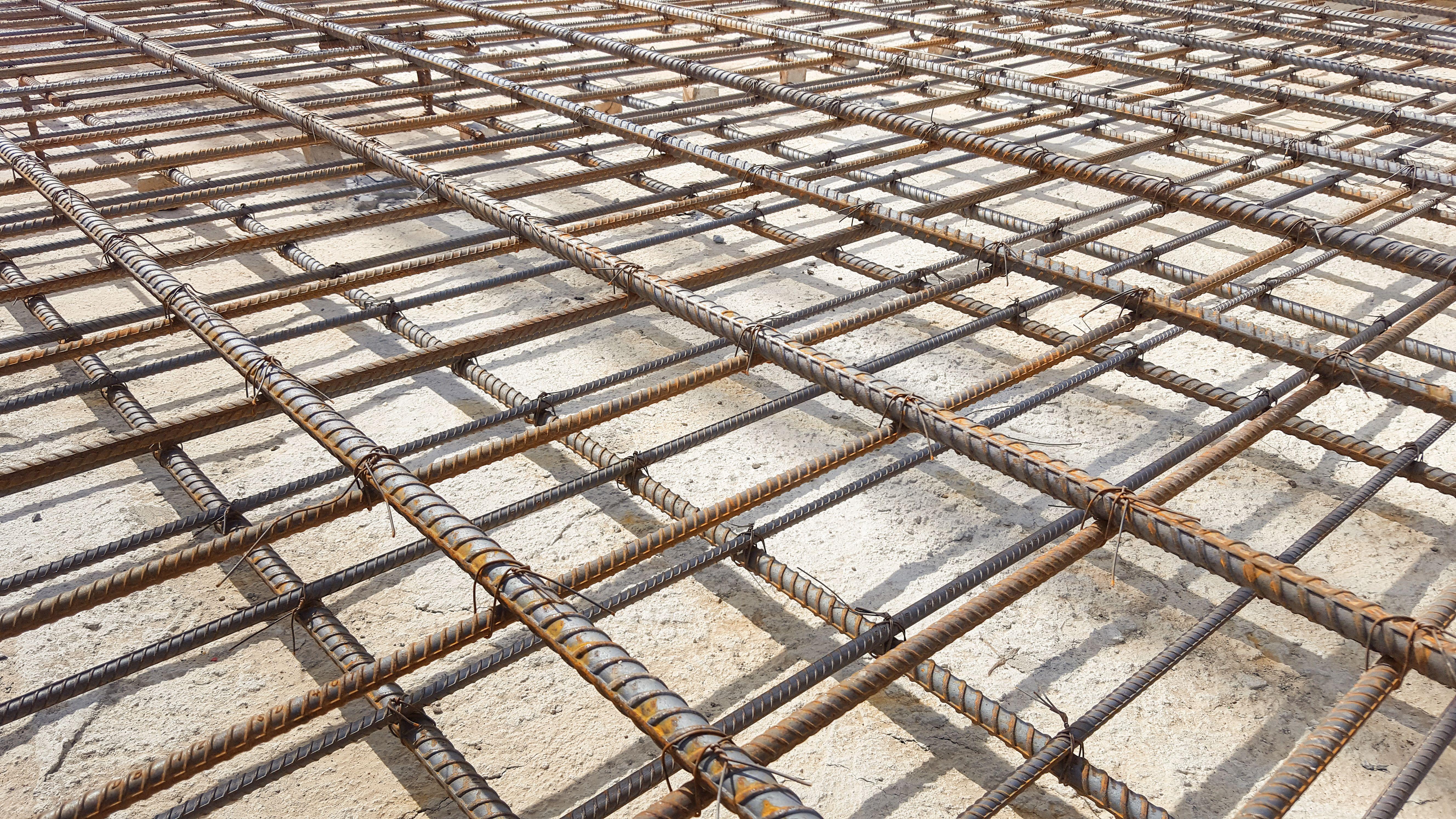 Trabajos de construcción en A Coruña