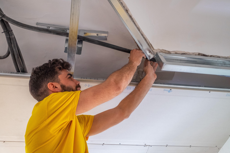 Trabajos de mejora, reparación y restauración