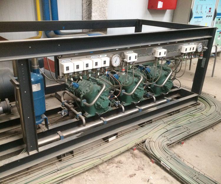 Instalaciones de frío industrial en Sevilla