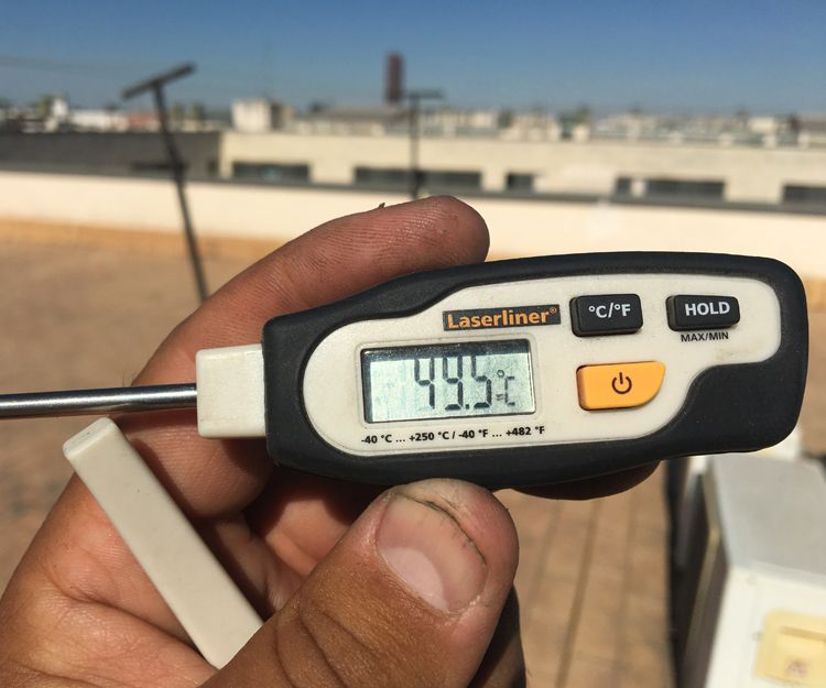 Climatización en Sevilla