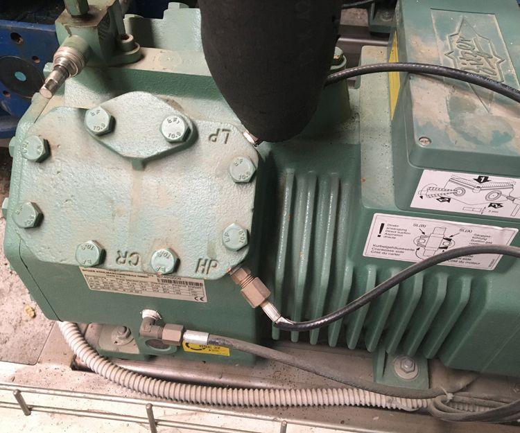 Venta de maquinaria de frío industrial en Sevilla