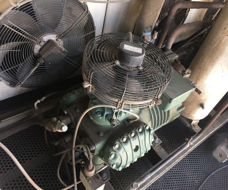 Frío industrial en Sevilla