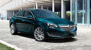 Nuevo Opel Insignia 5 puertas