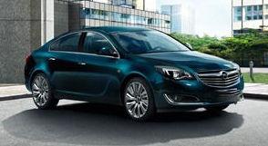 Nuevo Opel Insignia Sedán