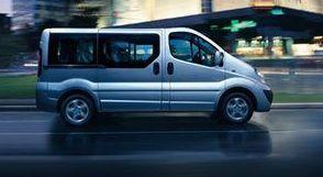Opel Vivaro Tour y Combi