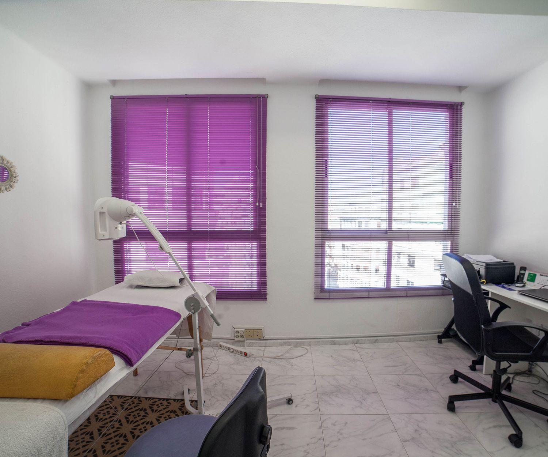 Sala de tratamientos de nuestro centro en Valencia