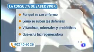 Los beneficios del Bioptron en la TV  }}