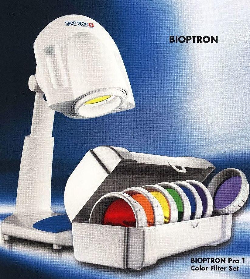 Dispositivo Médico de luz solar polarizada Bipotron
