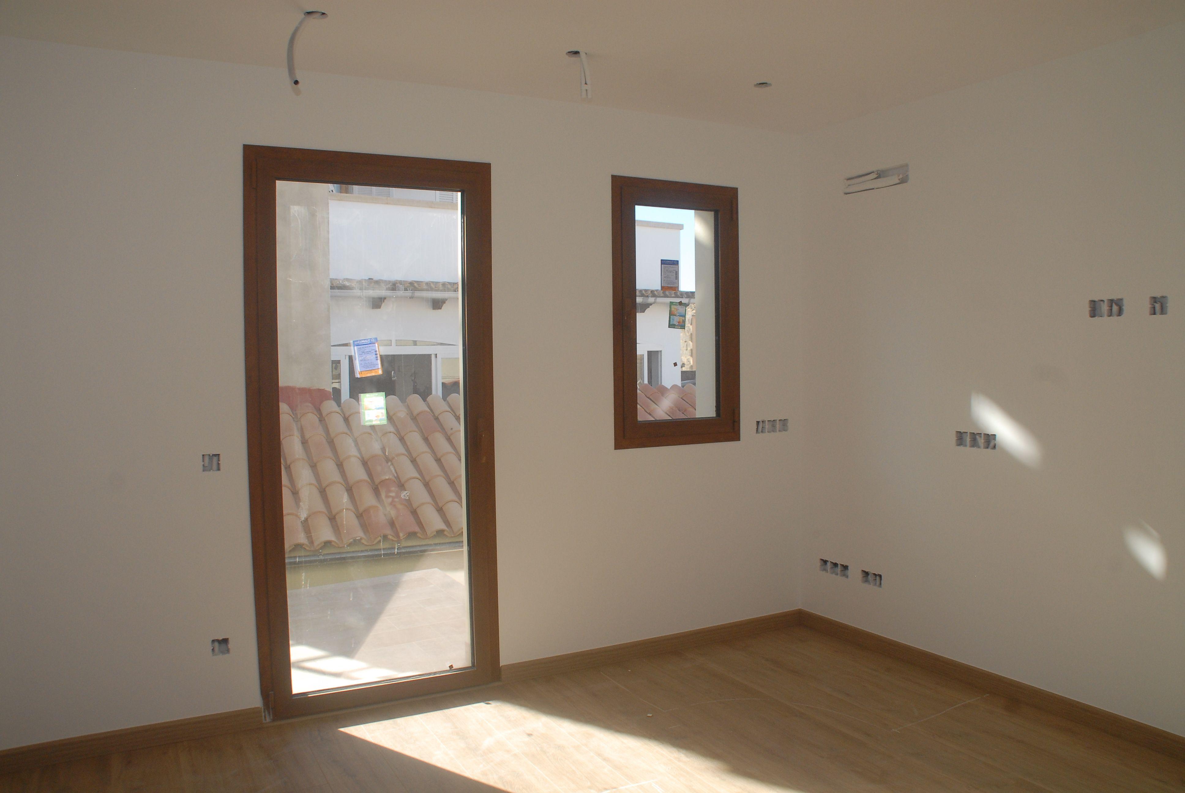 Puertas y ventanas de aluminio de calidad