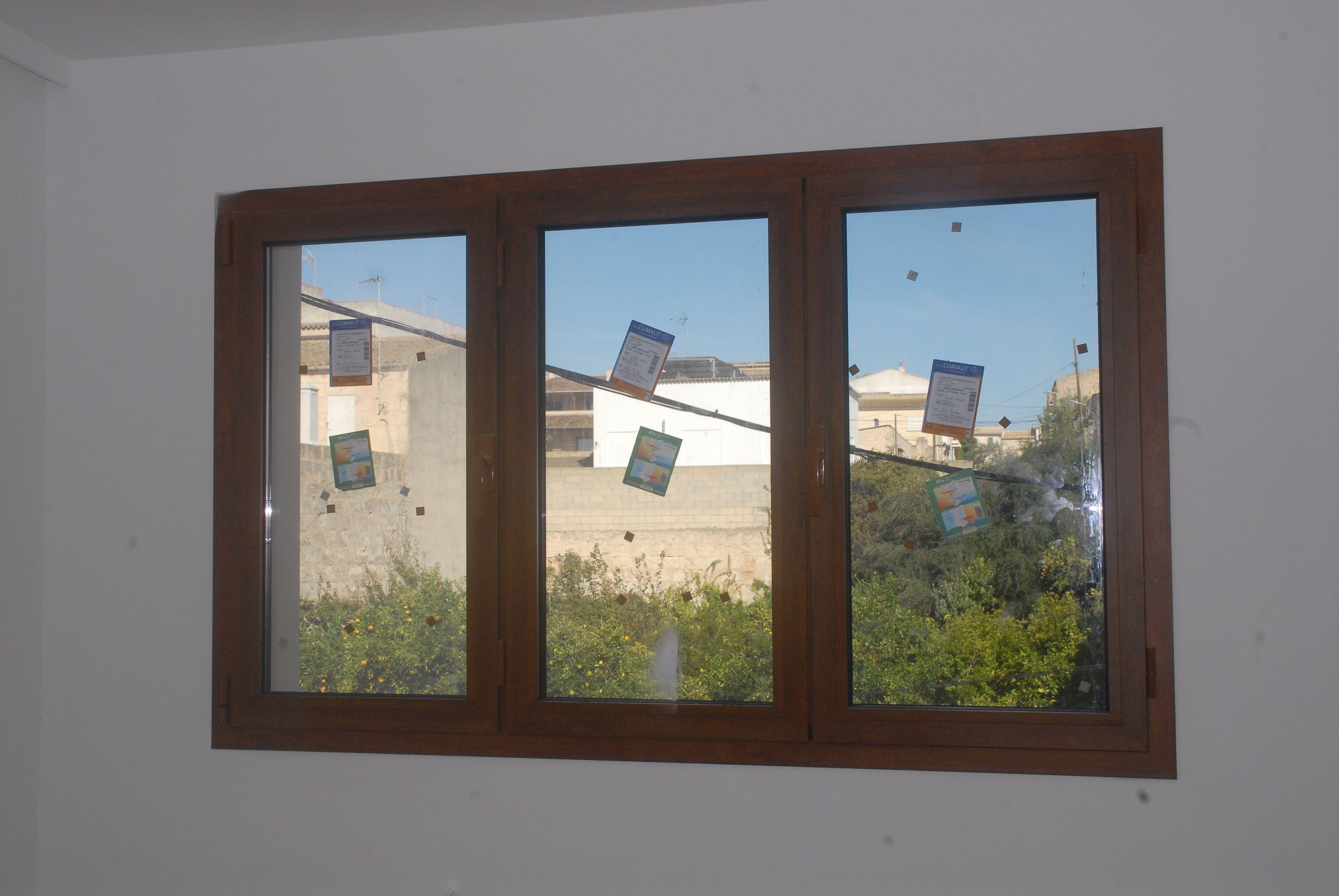 Consigue las mejores ventanas de PVC en Mallorca