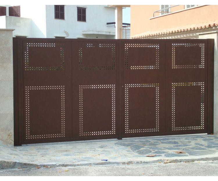 Cerrajería metálica en Mallorca