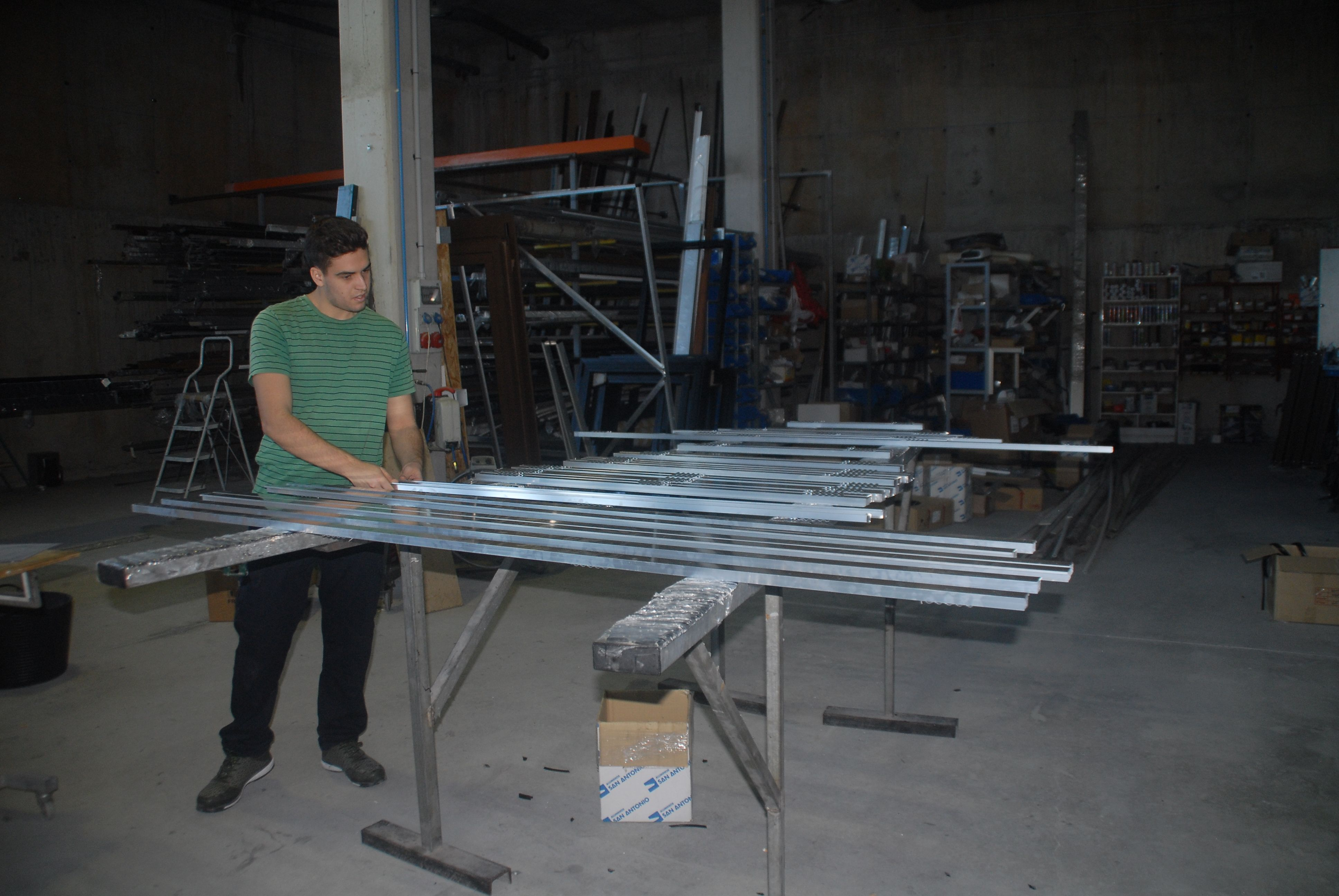 Fabricación e instalación de ventanas de aluminio en Mallorca