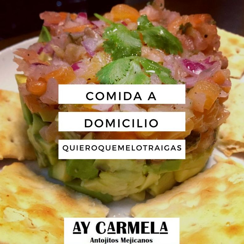 Foto 2 de Cocina mexicana en Las Palmas de Gran Canaria | Ay Carmela Antojitos Mexicanos
