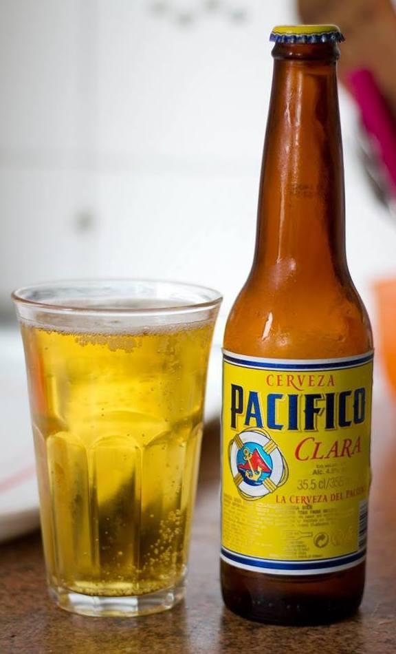 Cervezas: Carta de Ay Carmela Antojitos Mexicanos