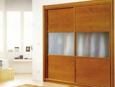 Frentes de armario e interiores: Servicios de I Lucas