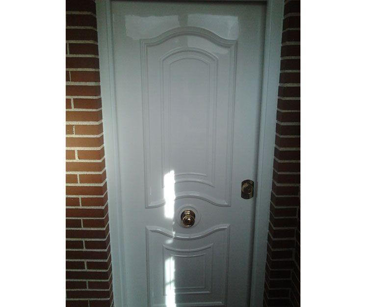 Puertas de aluminio de exterior