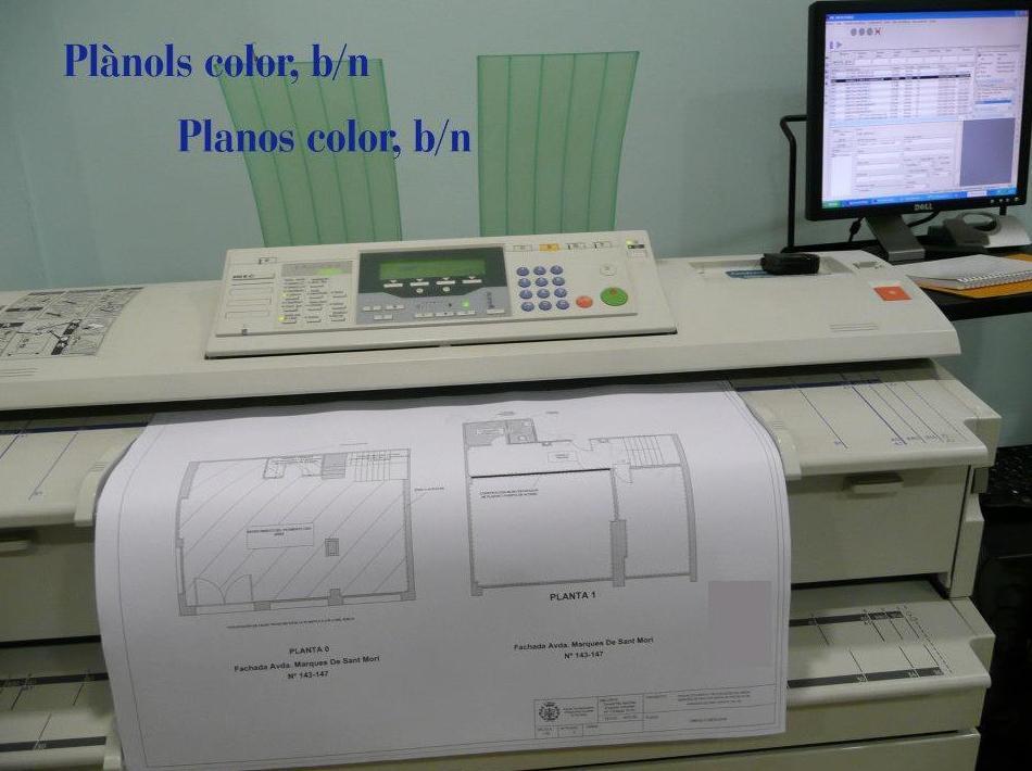 planos color y b/n