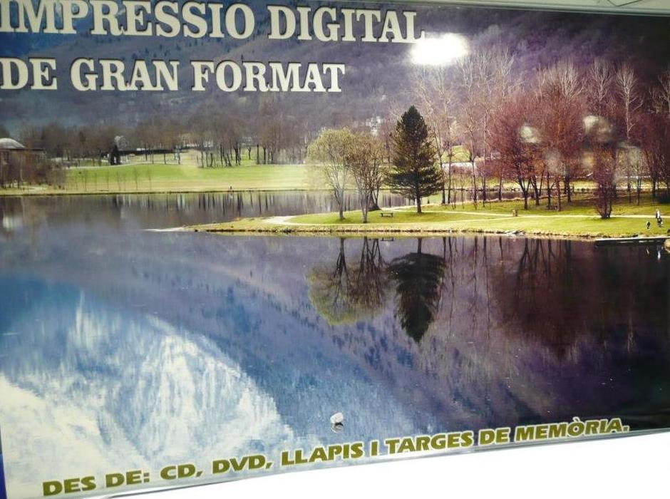 impresión digital  copisterias técnicas en Barcelona