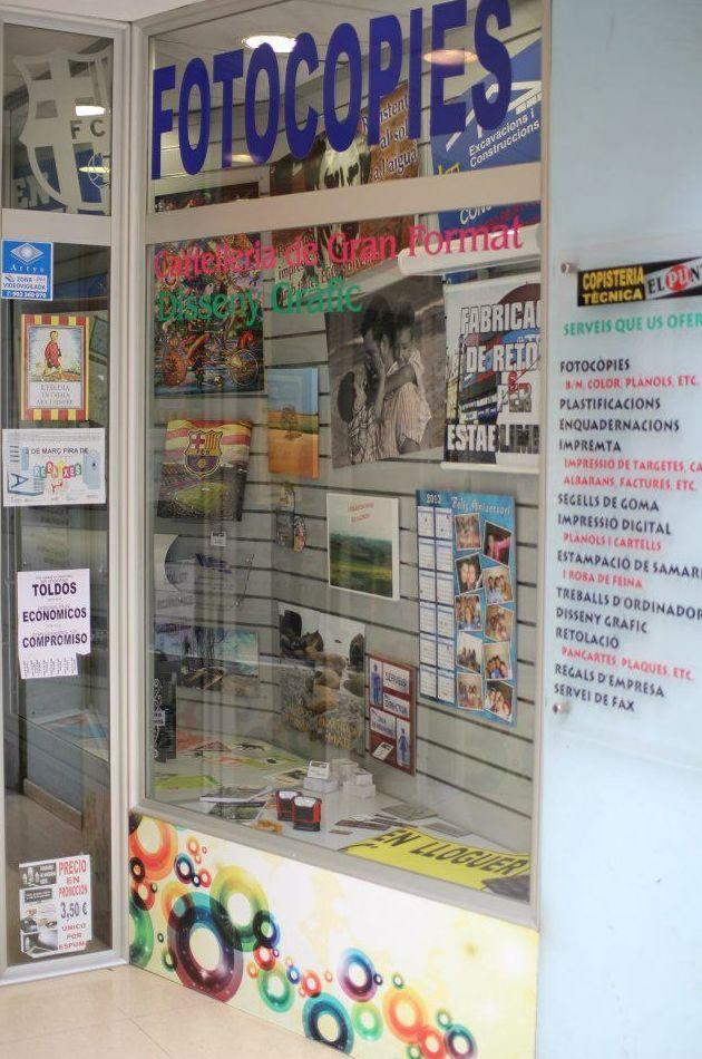 Foto 16 de Fotocopias en Mollet del Vallès | Copisteria Tècnica El Punt