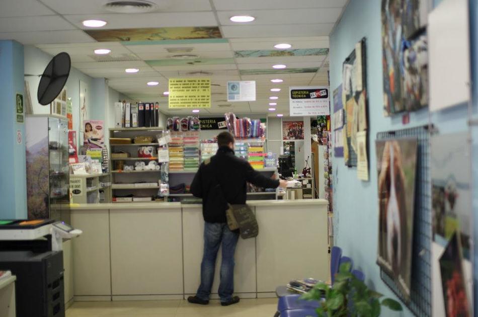 Foto 15 de Fotocopias en Mollet del Vallès | Copisteria Tècnica El Punt